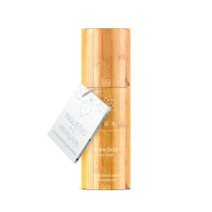 Crema facial anti-acne elaborada en Terai cosmetica natural y de venta en tienda online y tienda fisica en Bilbao