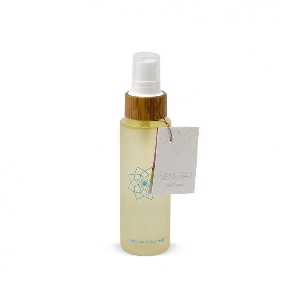 Tónico bifásico bienestar de Terai cosmética natural de venta en tienda online y en tienda física en Bilbao