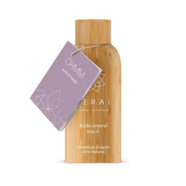 aceite corporal de masaje ecoligoc de venta en tienda fisica en Terai Cosmetica Bilbao y en tienda online