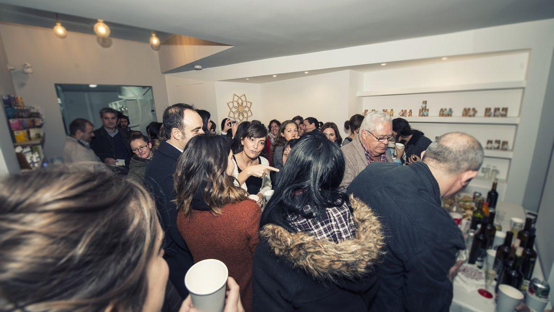 Inauguración oficial de BioBilbao y presentación de nuestra marca Terai Cosmética