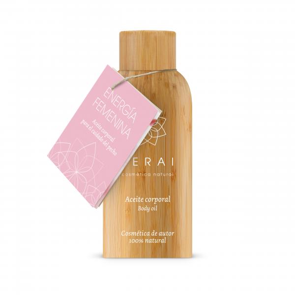 Aceite corporal para el cuidado del pecho de venta en Terai Cosmetica en Bilbao y en tienda online