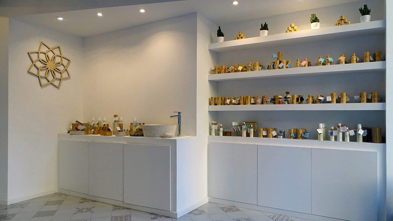 Biobilbao: tienda-laboratorio