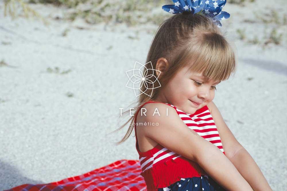 Protección de la crema solar en verano (2)