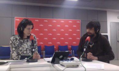 «No soy hipster», Radio Euskadi