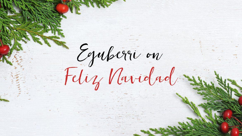 La navidad en Terai cosmética natural Bilbao