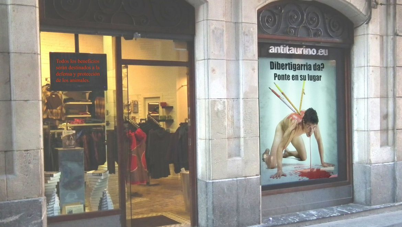 Antitaurino.eu, ropa vegana en el Casco Viejo de Bilbao y hermanada con Terai Cosmética