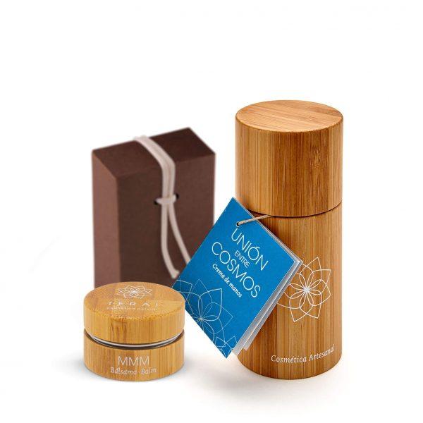 regalos originales de Terai Cosmética natural de venta en tienda online y en tienda física en Bilbao