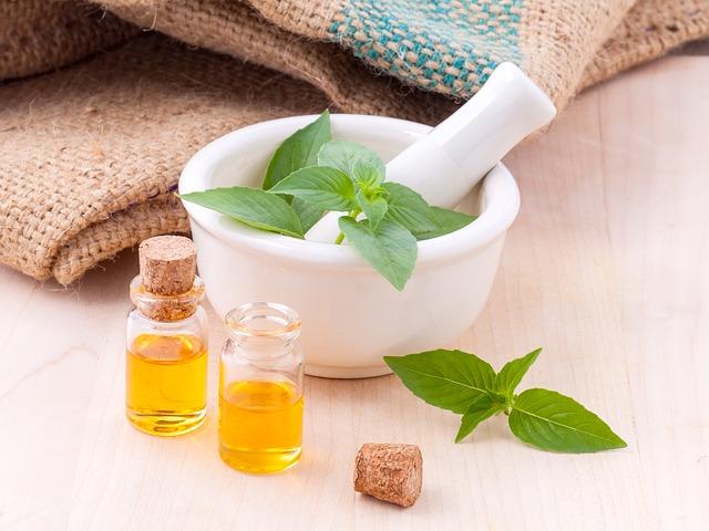 Cosmética natural y aceites esenciales