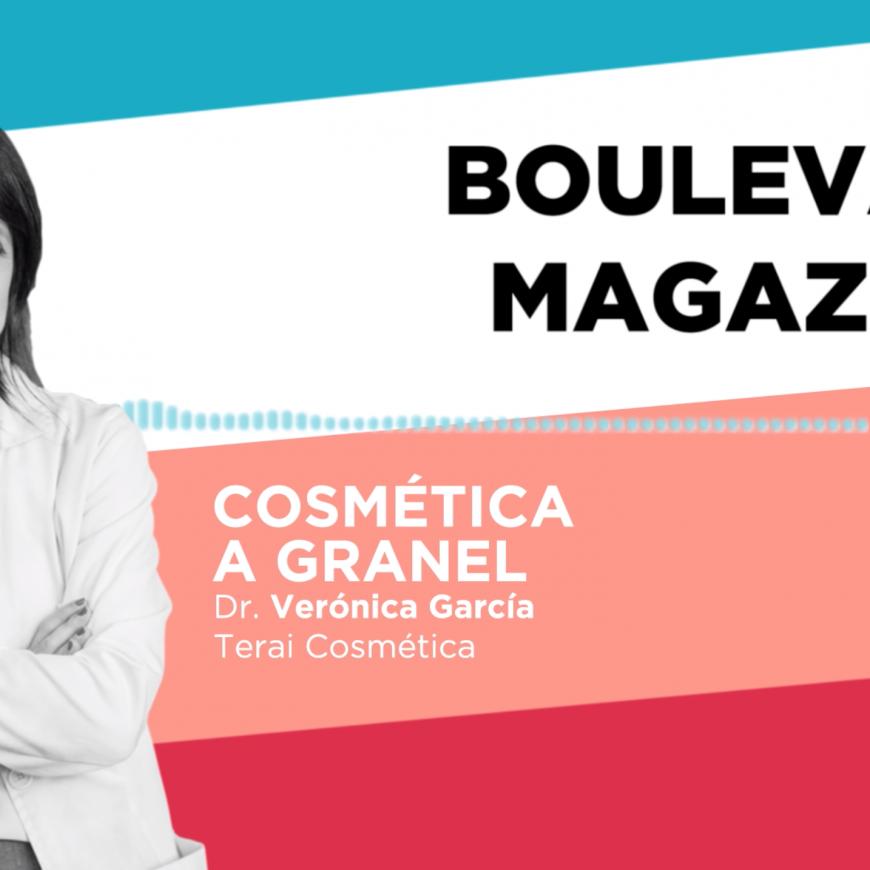 Venta de cosmética a granel en Bilbao en Radio Euskadi
